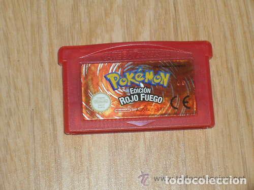 descargar pokemon rojo fuego para my boy en ingles