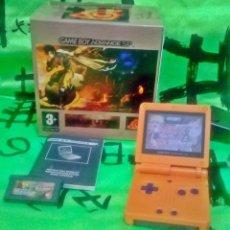 Videojuegos y Consolas: GAME BOY ADVANCE SP PERSONALIZADA *NARUTO* - MODELO 001. Lote 198850581
