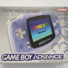Videojuegos y Consolas: CONSOLA GAME BOY ADVANCE (GBA). NINTENDO. 32 BIT.. Lote 163580152