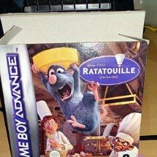 Videojuegos y Consolas: RATATOUILLE, GAMEBOY ADVANCE - SEMINUEVO. Lote 165307314