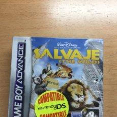 Videojuegos y Consolas: JUEGO SALVAJE (THE WILD) GBA GAME BOY ADVANCE PRECINTADO. Lote 165649914