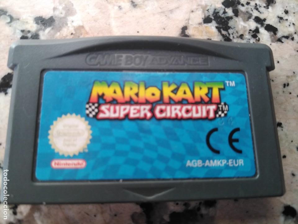 JUEGO MARIO KART (Juguetes - Videojuegos y Consolas - Nintendo - GameBoy Advance)
