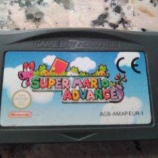 Videojuegos y Consolas: JUEGO SUPERMARIO ADVANCE. Lote 165792562