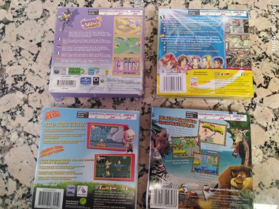 Videojuegos y Consolas: Lote juegos Gameboy Avance - Foto 2 - 166844266