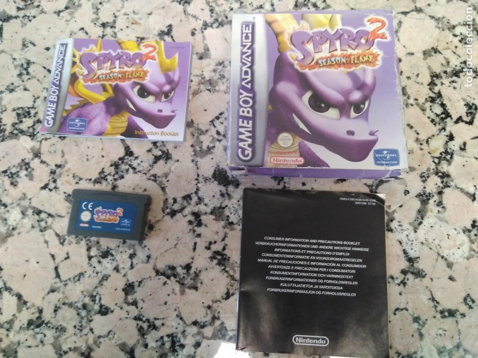 Videojuegos y Consolas: Lote juegos Gameboy Avance - Foto 3 - 166844266