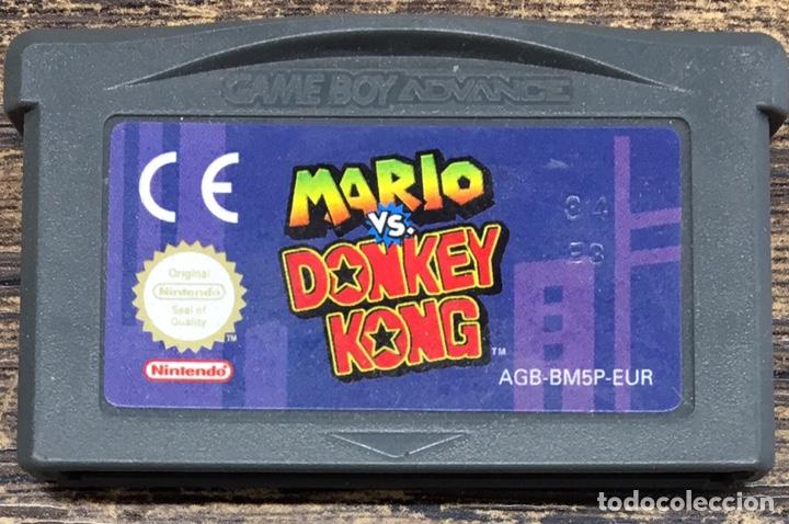 JUEGO NINTENDO ADVANCE MARIO VS DONKEY KONG (Juguetes - Videojuegos y Consolas - Nintendo - GameBoy Advance)