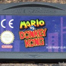 Videojuegos y Consolas: JUEGO NINTENDO ADVANCE MARIO VS DONKEY KONG. Lote 167035989