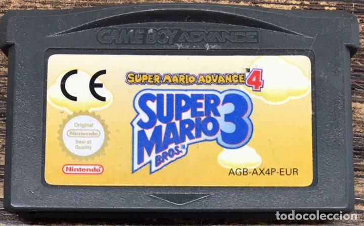 JUEGO NINTENDO ADVANCE SUPER MARIO 3 (Juguetes - Videojuegos y Consolas - Nintendo - GameBoy Advance)
