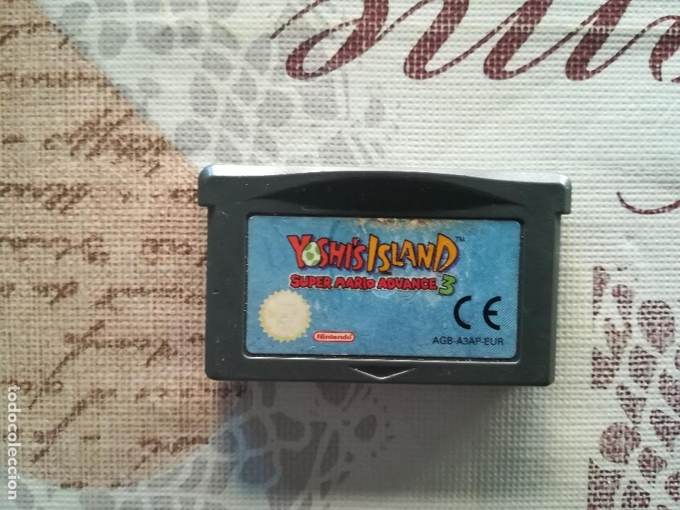 YOSHIS ISLAND SUPER MARIO ADVANCE 3 GAME BOY ADVANCE (Juguetes - Videojuegos y Consolas - Nintendo - GameBoy Advance)