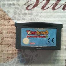 Videojuegos y Consolas: YOSHIS ISLAND SUPER MARIO ADVANCE 3 GAME BOY ADVANCE. Lote 167091696