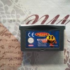 Videojuegos y Consolas: PAC - MAN PACMAN WORLD GAME BOY ADVANCE. Lote 167093632