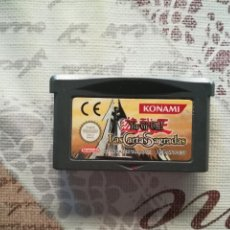 Videojuegos y Consolas: YU GI OH LAS CARTAS SAGRADAS GAME BOY ADVANCE. Lote 167095408