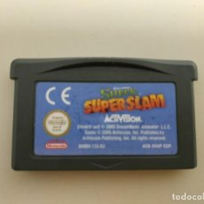Videojuegos y Consolas: 619- SHREK SUPER SLAM GAME BOY ADVANCE EUROPA. Lote 167449316