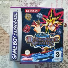 Videojuegos y Consolas: YU GI OH DUNGEONDICE MONSTERS GAME BOY ADVANCE . Lote 167572128