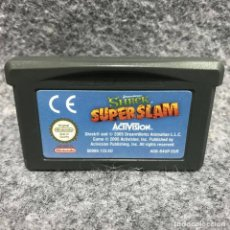 Videojuegos y Consolas: SHREK SUPER SLAM NINTENDO GAME BOY ADVANCE. Lote 168012157