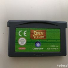 Videojuegos y Consolas: 619- OPEN SEASON NINTENDO GAMEBOY ADVANCE EUROPA. Lote 168030240