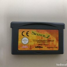 Videojuegos y Consolas: 619- SHREK 2 NINTENDO GAME BOY ADVANCE EUR (2). Lote 168046612