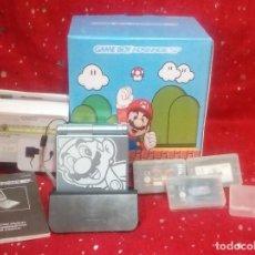 Videojuegos y Consolas: GAME BOY ADVANCE SP PERSONALIZADA *MARIO BROS* - MODELO 001. Lote 169182076