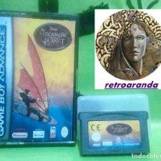 Videojuegos y Consolas: JUEGO GAME BOY ADVANCE *TREASURE PLANET* ... EN BUEN ESTADO (TESTADO/FUNCIONA). Lote 169240696