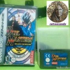Videojuegos y Consolas: JUEGO GAME BOY ADVANCE * DUEL MASTERS KAIJUDO SHOWDOWN EUR* ... EN BUEN ESTADO (TESTADO/FUNCIONA). Lote 169240812