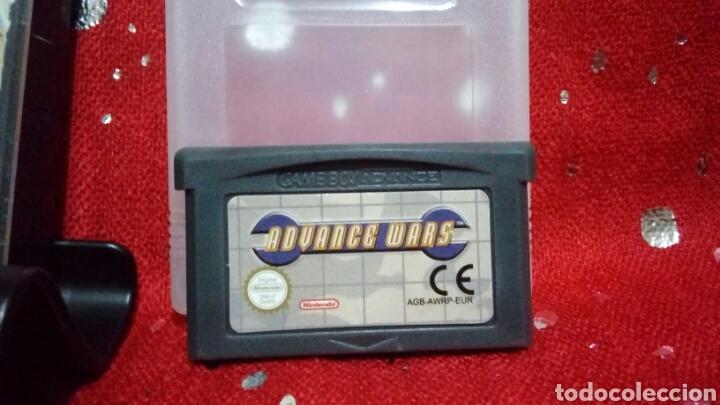 Videojuegos y Consolas: Juego game boy advance *Advance Wars* - Pal EU. - Foto 2 - 176786922