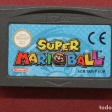 Videojuegos y Consolas: SUPER MARIO BALL, GAMEBOY ADVANCE, FUNCIONA. Lote 169915568