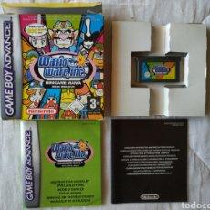 Videojuegos y Consolas: WARIO WARE INC COMPLETO NINTENDO GAME BOY GAMEBOY ADCANCE. Lote 170041272