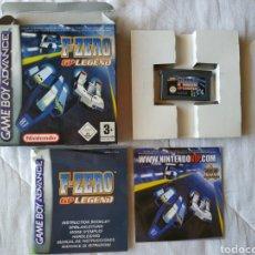 Jeux Vidéo et Consoles: F-ZERO GP LEGEND GAMEBOY ADVANCE. Lote 170041334