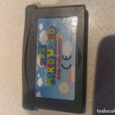 Videojuegos y Consolas: SUPER MARIO WORLD GAMEBOY ADVANCE GBA PAL NINTENDO. Lote 171817697
