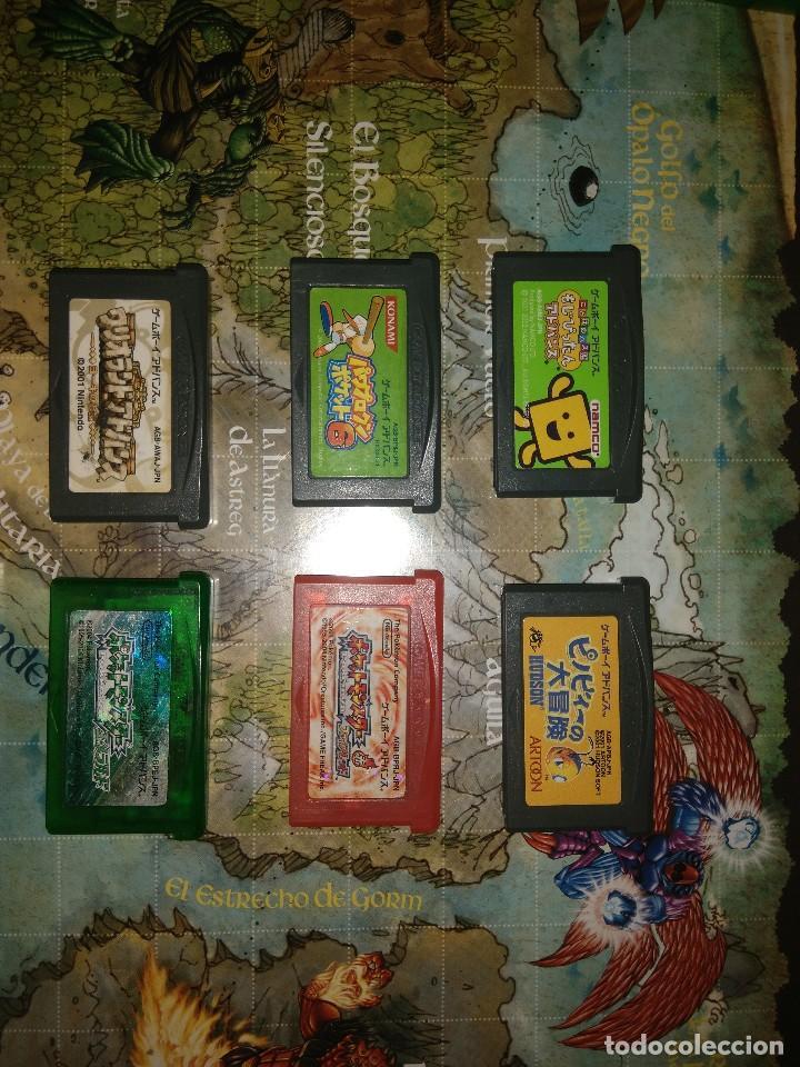 Videojuegos y Consolas: Lote 10 juegos Game boy advance. - Foto 2 - 171976689