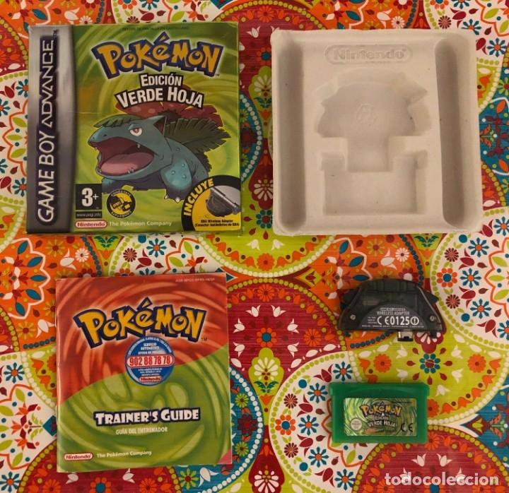 Videojuegos y Consolas: Lote de 6 juegos Pokémon GB y GBA Completos!!! - Foto 3 - 172257772