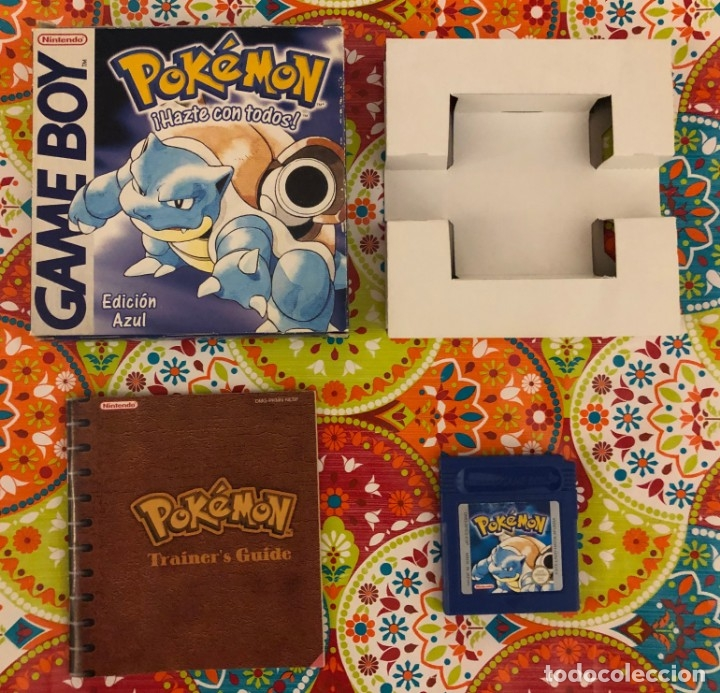 Videojuegos y Consolas: Lote de 6 juegos Pokémon GB y GBA Completos!!! - Foto 4 - 172257772