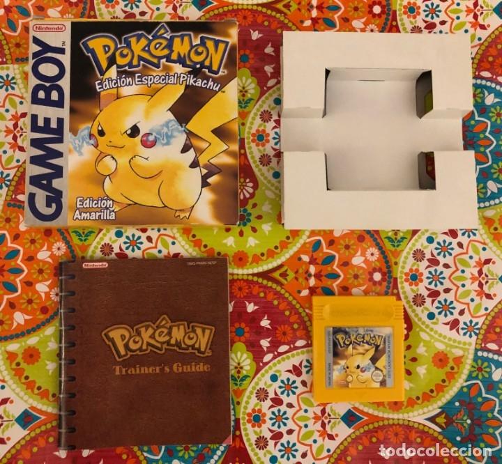 Videojuegos y Consolas: Lote de 6 juegos Pokémon GB y GBA Completos!!! - Foto 5 - 172257772