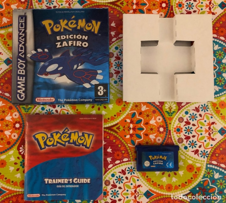 Videojuegos y Consolas: Lote de 6 juegos Pokémon GB y GBA Completos!!! - Foto 6 - 172257772