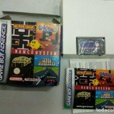 Videojuegos y Consolas: NAMCO MUSEUM - GAMEBOY - GBA - GAME BOY ADVANCE - PAL ESPAÑA. Lote 173588873
