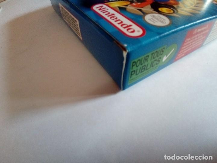 Videojuegos y Consolas: SOLO CAJA MUY BUEN ESTADO CON INSTRUCCIONES-GB ADVANCE-MARIO KART SUPER CIRCUIT-PAL - Foto 7 - 173598582