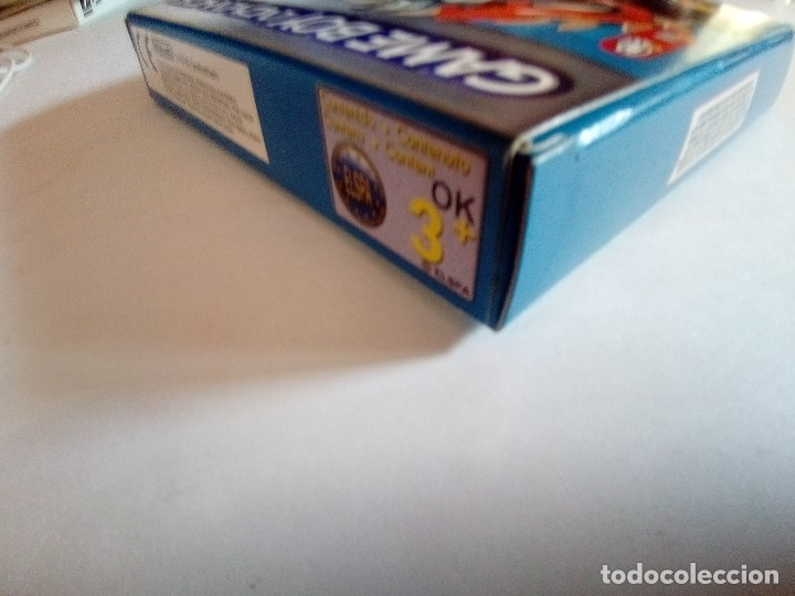 Videojuegos y Consolas: SOLO CAJA MUY BUEN ESTADO CON INSTRUCCIONES-GB ADVANCE-MARIO KART SUPER CIRCUIT-PAL - Foto 8 - 173598582