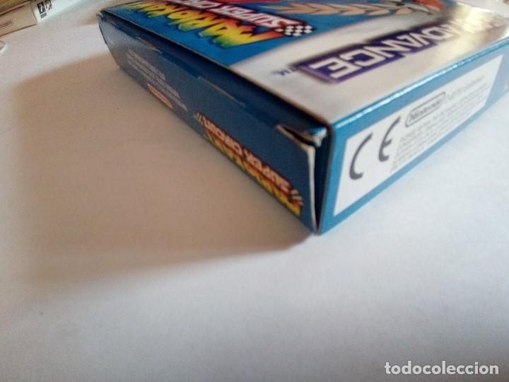 Videojuegos y Consolas: SOLO CAJA MUY BUEN ESTADO CON INSTRUCCIONES-GB ADVANCE-MARIO KART SUPER CIRCUIT-PAL - Foto 9 - 173598582