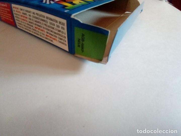 Videojuegos y Consolas: SOLO CAJA MUY BUEN ESTADO CON INSTRUCCIONES-GB ADVANCE-MARIO KART SUPER CIRCUIT-PAL - Foto 13 - 173598582