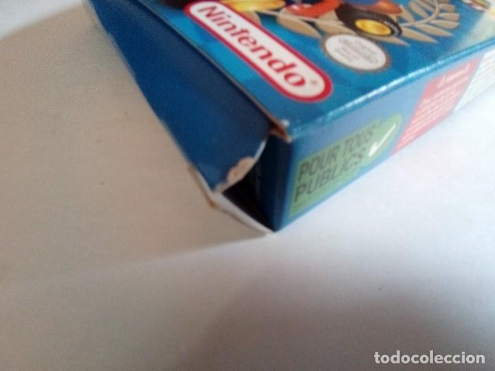 Videojuegos y Consolas: SOLO CAJA MUY BUEN ESTADO CON INSTRUCCIONES-GB ADVANCE-MARIO KART SUPER CIRCUIT-PAL - Foto 17 - 173598582