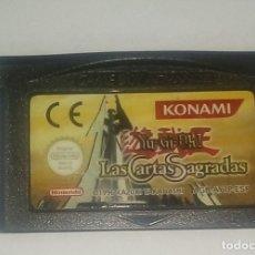 Videojuegos y Consolas: GAME BOY ADVANCE, KONAMI YU-GI-OH, LAS CARTAS SAGRADAS.1996. Lote 173803358