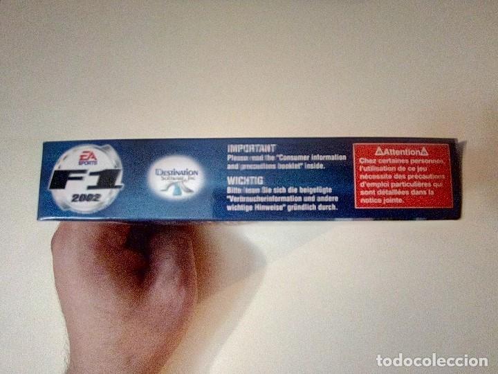 Videojuegos y Consolas: SOLO CAJA PERFECTA CON INSTRUCCIONES-GB ADVANCE-F1 2002-PAL - Foto 4 - 173817508
