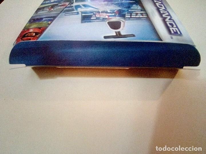 Videojuegos y Consolas: SOLO CAJA PERFECTA CON INSTRUCCIONES-GB ADVANCE-F1 2002-PAL - Foto 7 - 173817508