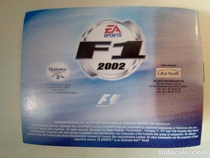 Videojuegos y Consolas: SOLO CAJA PERFECTA CON INSTRUCCIONES-GB ADVANCE-F1 2002-PAL - Foto 12 - 173817508