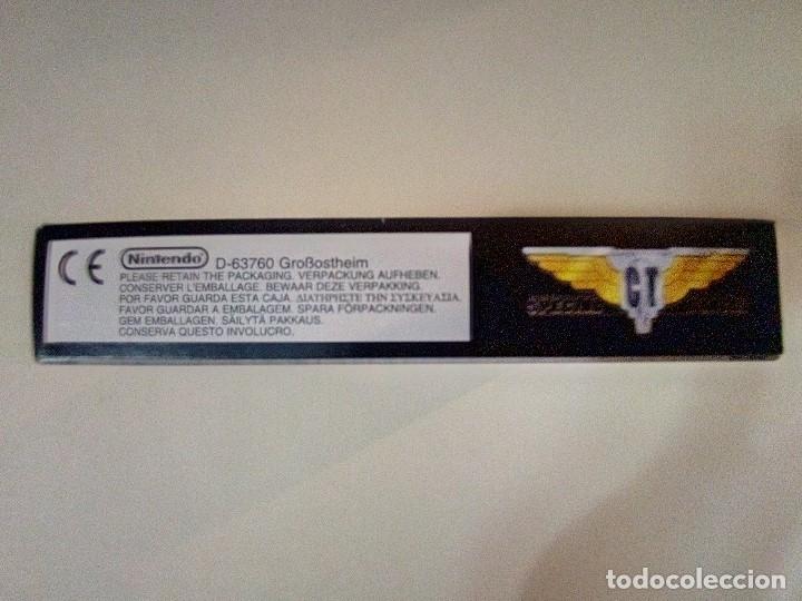Videojuegos y Consolas: SOLO CAJA MUY BUEN ESTADO CON INSTRUCCIONES-GB ADVANCE-SPECIAL CT FORCES-PAL - Foto 6 - 173818263