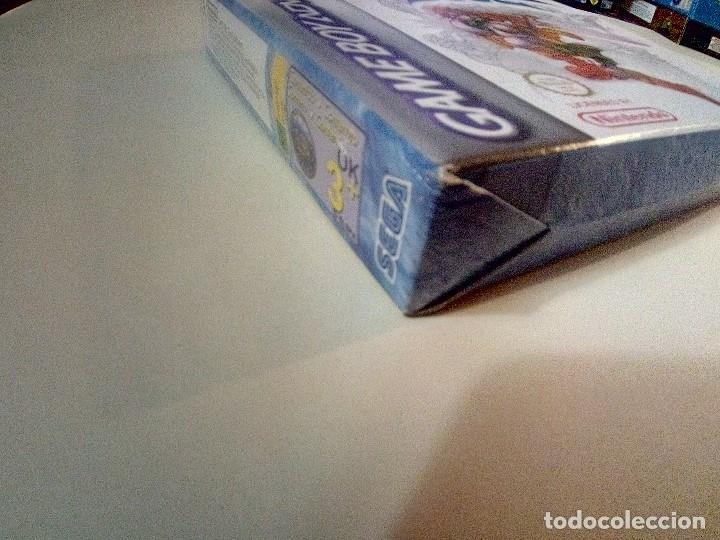Videojuegos y Consolas: SOLO CAJA MUY BUEN ESTADO SIN INSTRUCCIONES-GB ADVANCE-SHINING SOUL-PAL - Foto 7 - 174011017