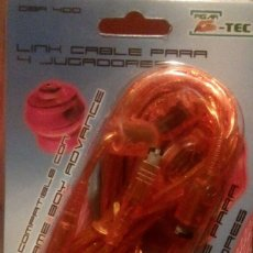Videojuegos y Consolas: CABLE MULTIJUGADOR GAME BOY ADVANCE COMPATIBLE,CONSOLA,ACCESORIOS. Lote 174371109