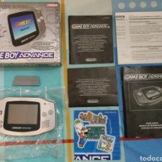 Videojuegos y Consolas: CONSOLA NINTENDO GAMEBOY GAME BOY ADVANCE LIMITED EDITION PLATINUM. Lote 175722348