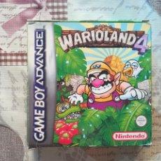 Videojuegos y Consolas: WARIOLAND 4 GAME BOY ADVANCE. Lote 175770792