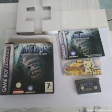 Videojuegos y Consolas: JUEGO NINTENDO GBA GAME BOY ADVANCE KING KONG. Lote 175914880